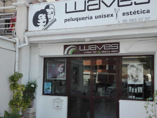 Waves - Unisex Hair & Beauty Salon