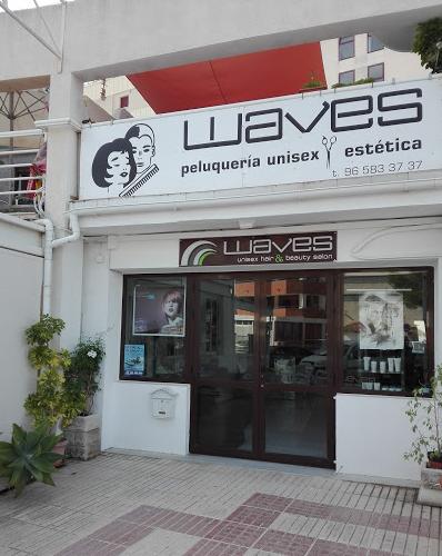 Waves - Unisex Hair & Beauty Salon