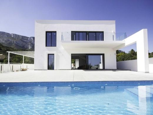 4 bed villa in Dénia
