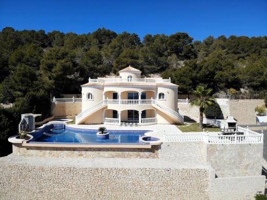 4 bed villa de lujo in Calpe / Calp