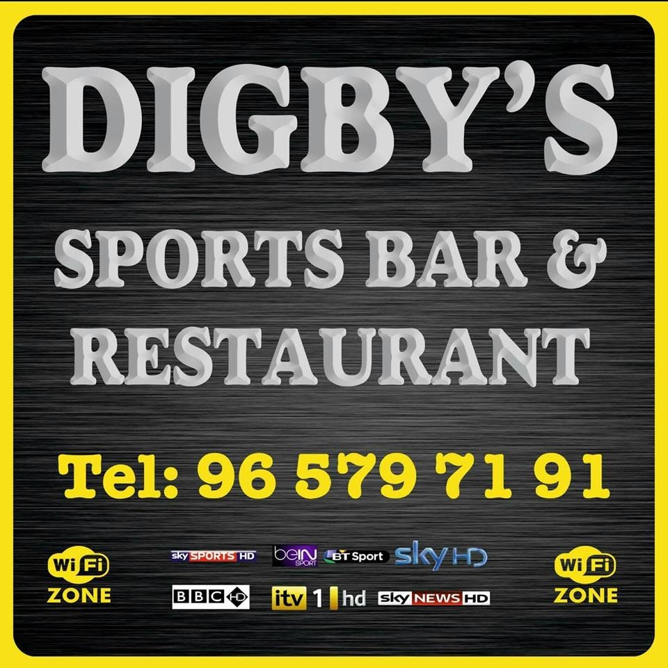 Quiz Night: Digby's