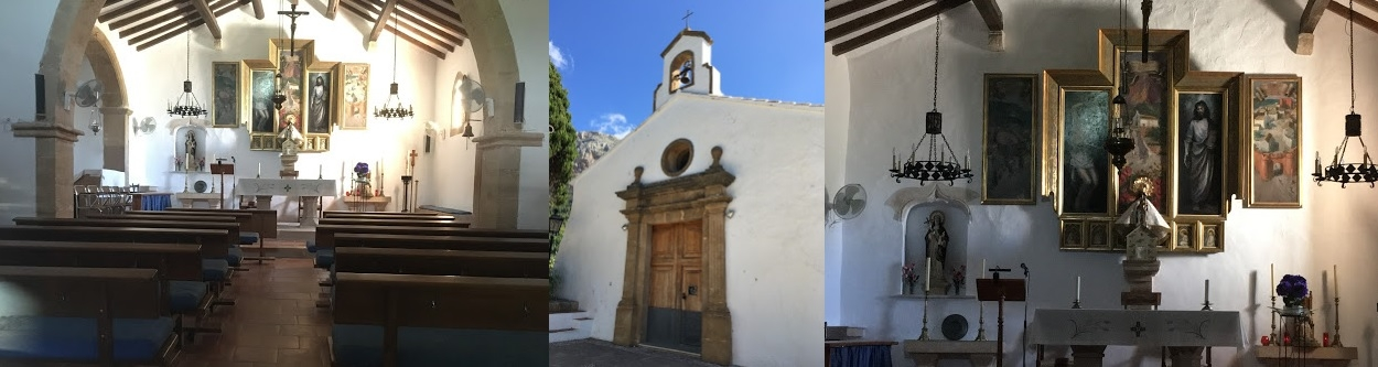 Fiestas in Javea: Pilgrimage to Ermita del Pòpul (September 2020)