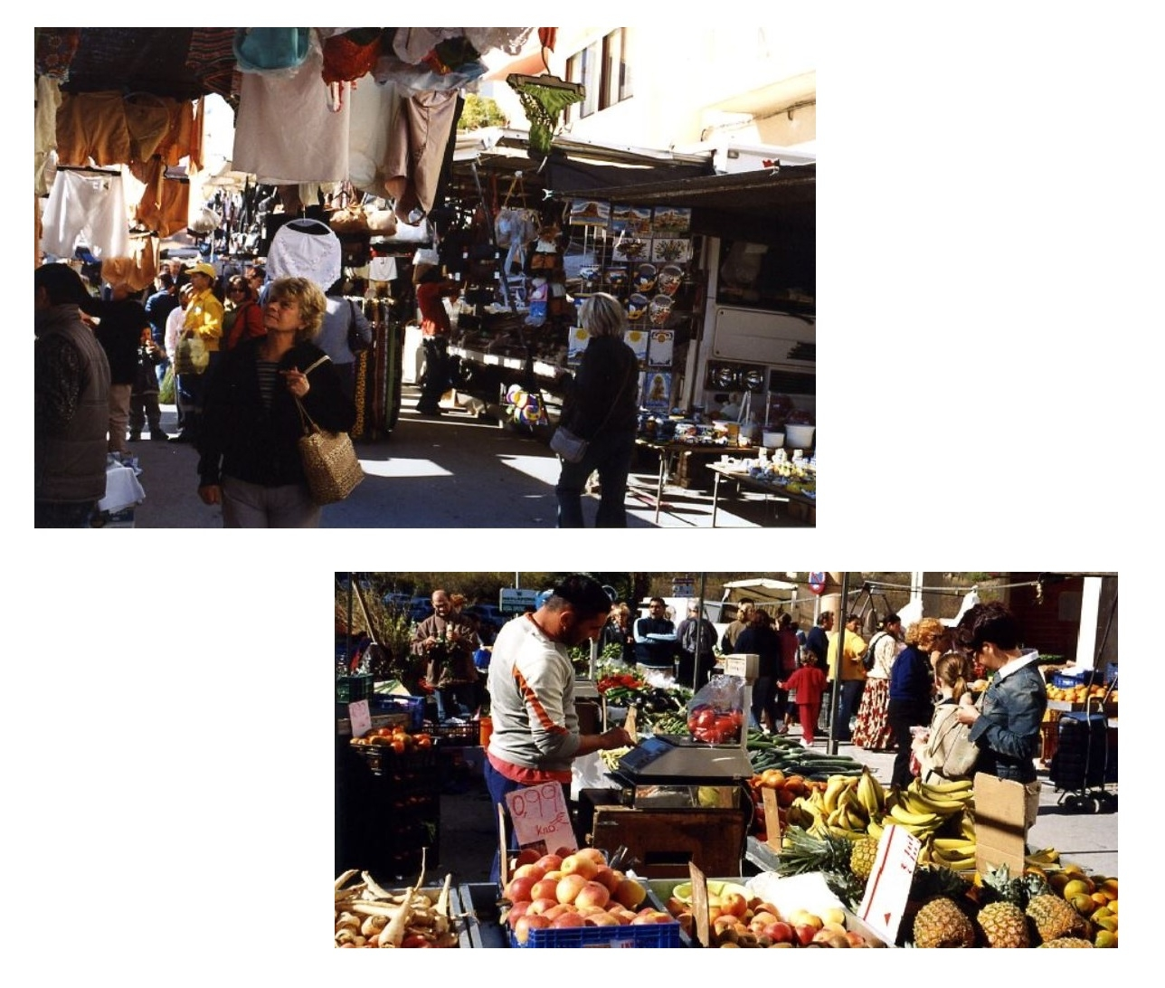 Markets in Calpe: Weekly Saturday Market