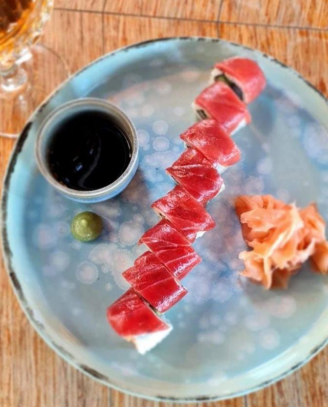 Sushi & Tapas at Bar La Cabana Moraira