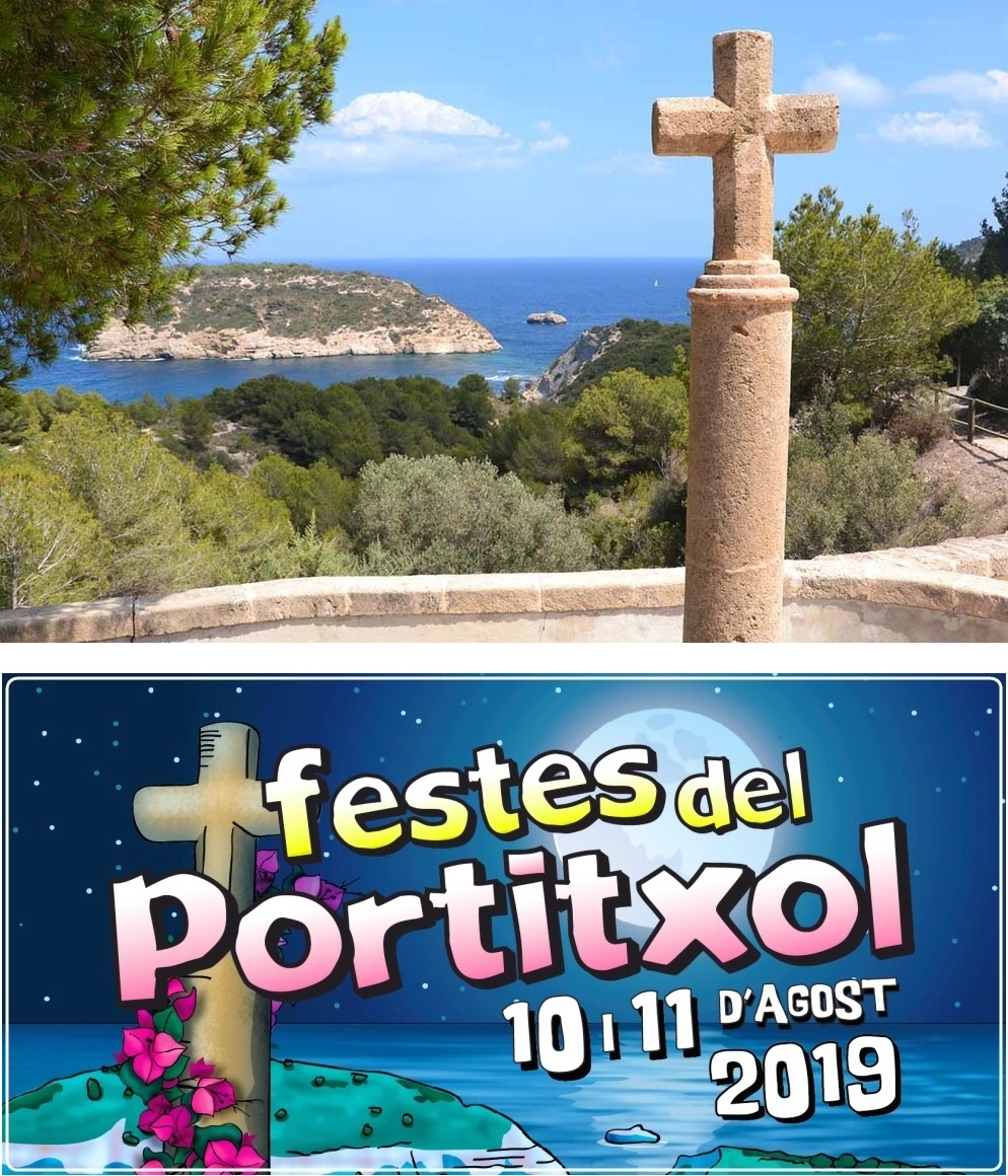 "Fiestas in Javea: ""Portitxol"" (August 2020)"