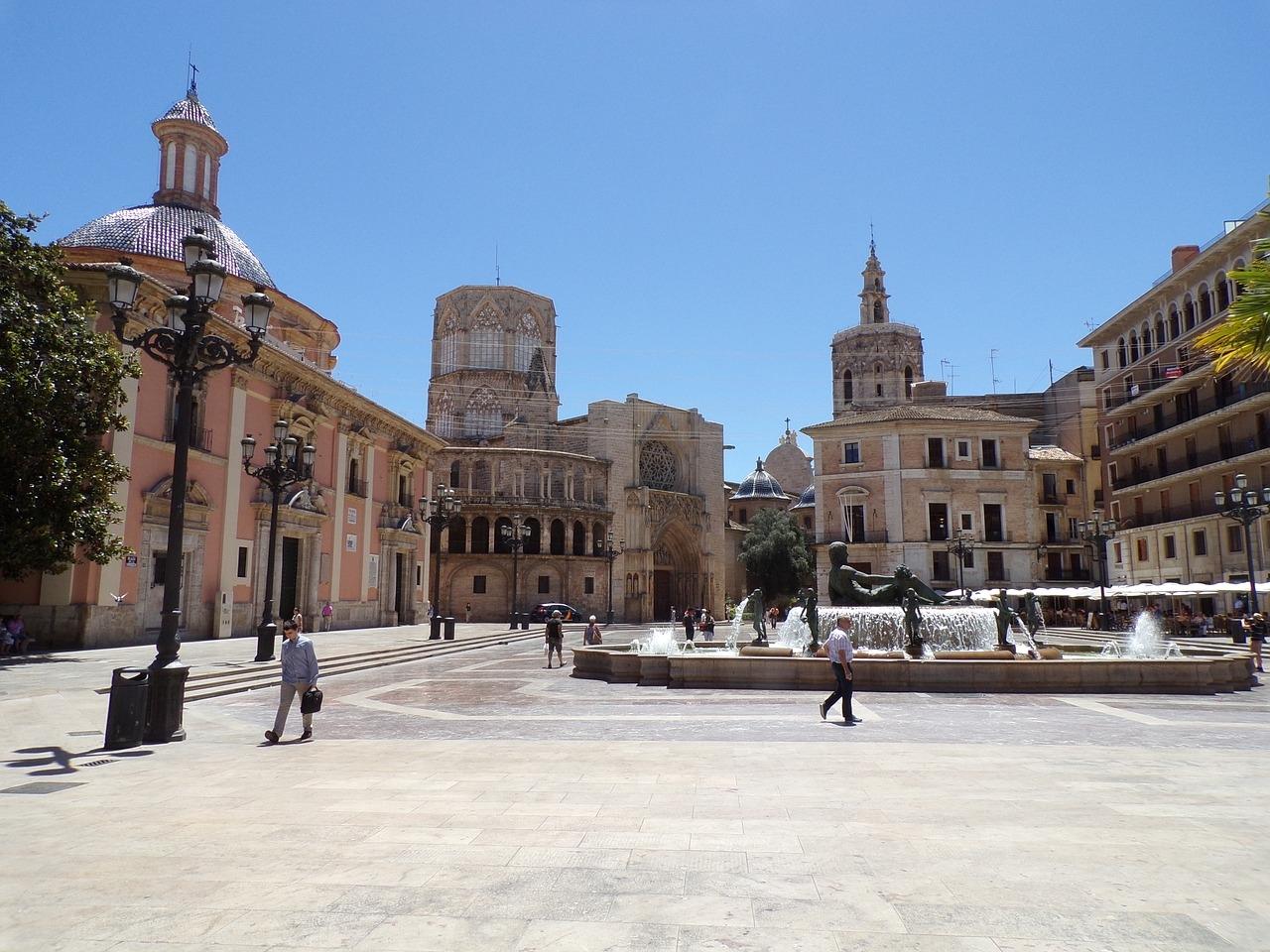 A Day in Valencia