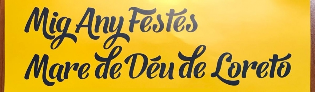 "Fiestas in Javea: Half-Year ""Mare de Deu de Loreto"" (March 2020)"