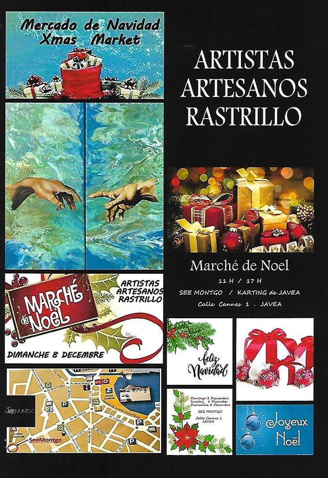 Christmas Artisan Market at See Montgo