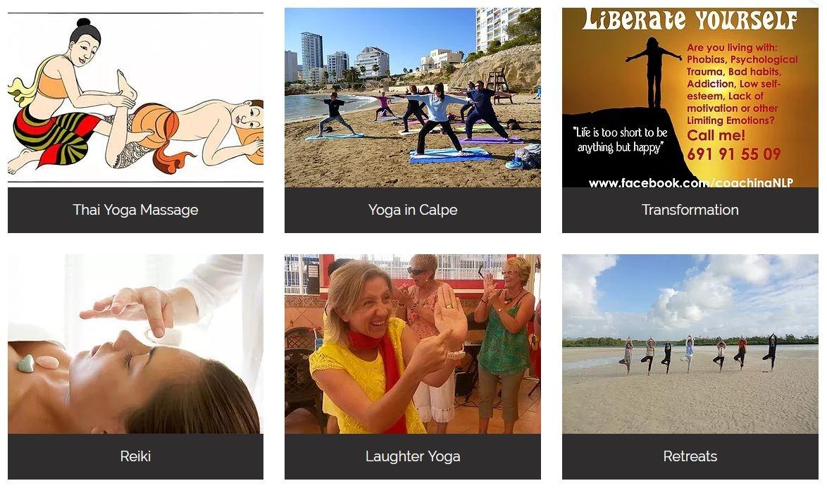 Yoga Classes: Patricia Piper's Yoga, Reiki, and Personal Development