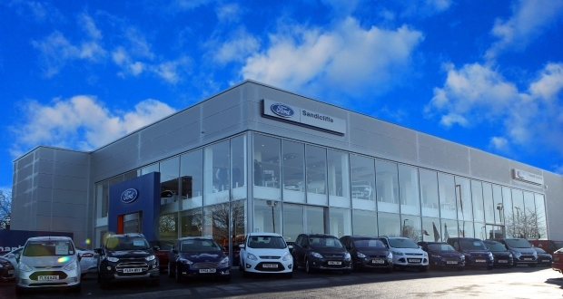 Sandicliffe Ford Store 620