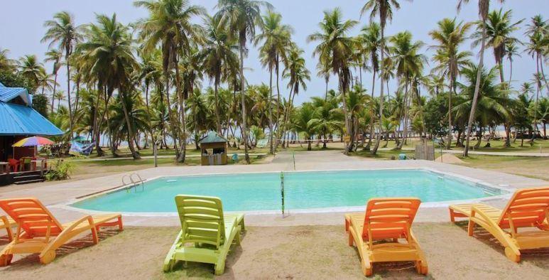 Escape to La Champagne Tropicana Private Beach Resort