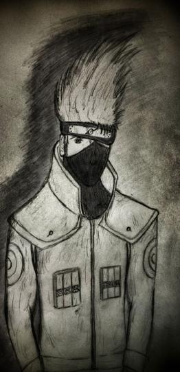 Hatake Kakashi-Naruto Series