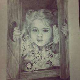 Erika's portrait
