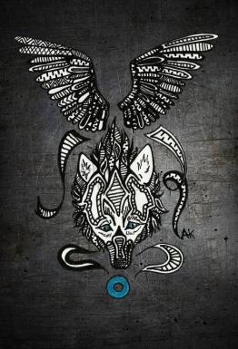 Winged Wolf Tribal