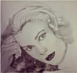 Grace Kelly's Portrait