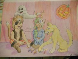 Happy Halloween ! ^^