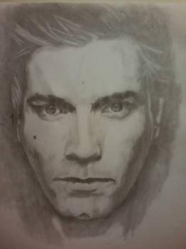 Ewan McGregor's Portrait