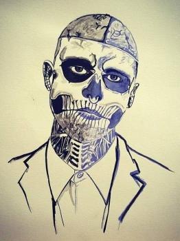 Rick Genest The Zombie Boy