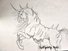 ~Zombie Horse~