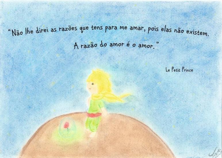 Le Petit Prince - Chalk