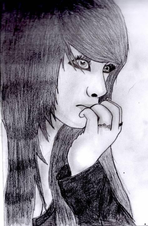Gothic Girl (re-uploaded)
