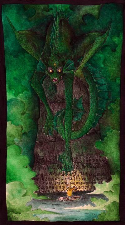 H. P. Lovecraft - Dagon