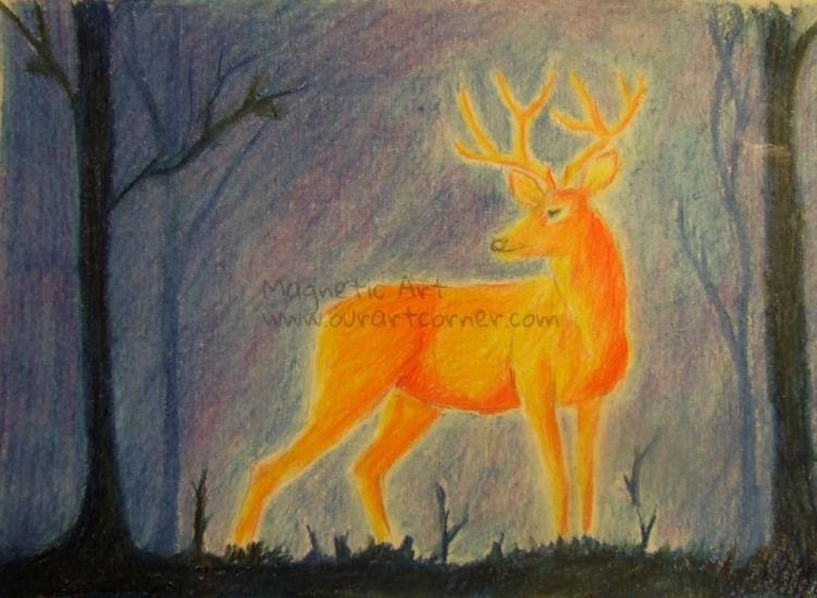 Miraculous Deer