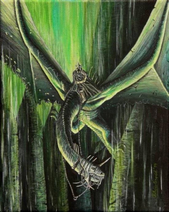 At Minas Morgul