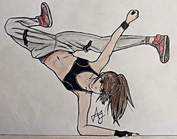 Dancer Mikayla Jean