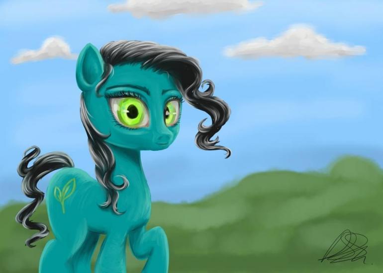Random Pony (MLP)