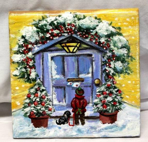 Merry Christmas, Neighbor