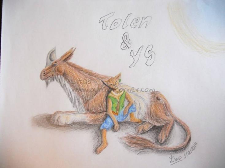 Ys and Tolen