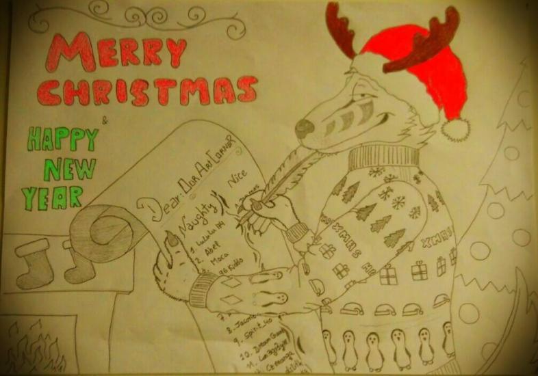 Merry Christmas OAC