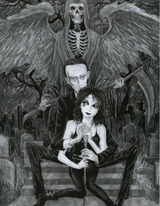 Death: Supernatural & Sandman