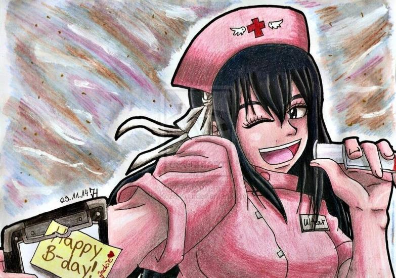 Nurse Ultear