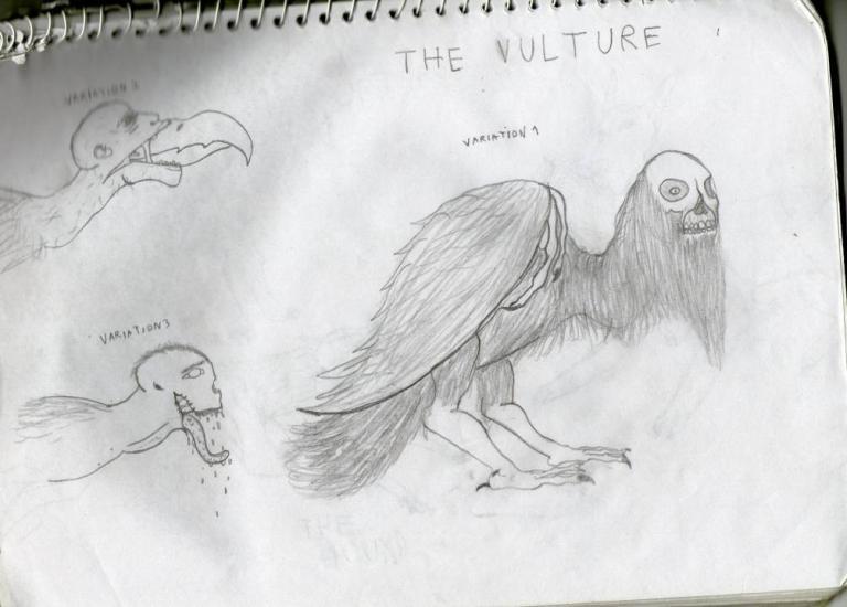 Vulture - Concept