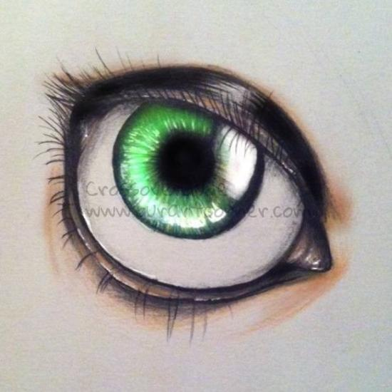 Another eye!