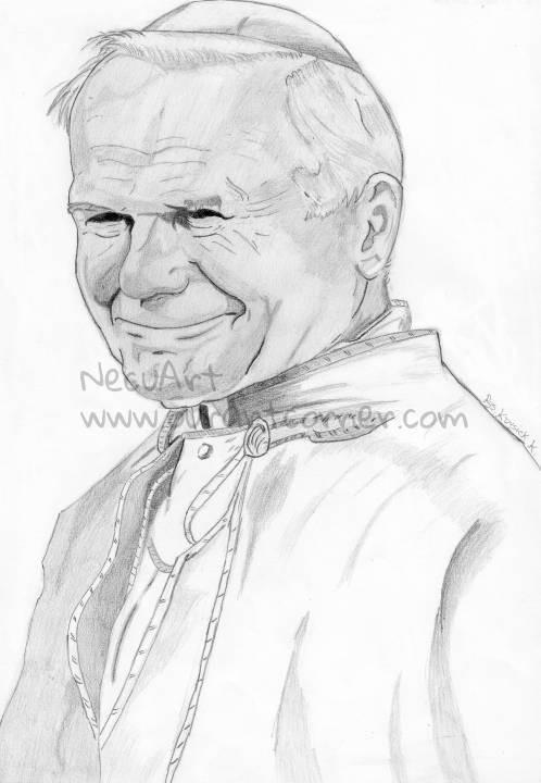 Pope Jan Paweł II