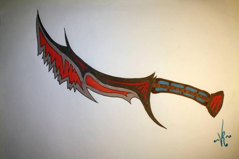 Dagger tribal