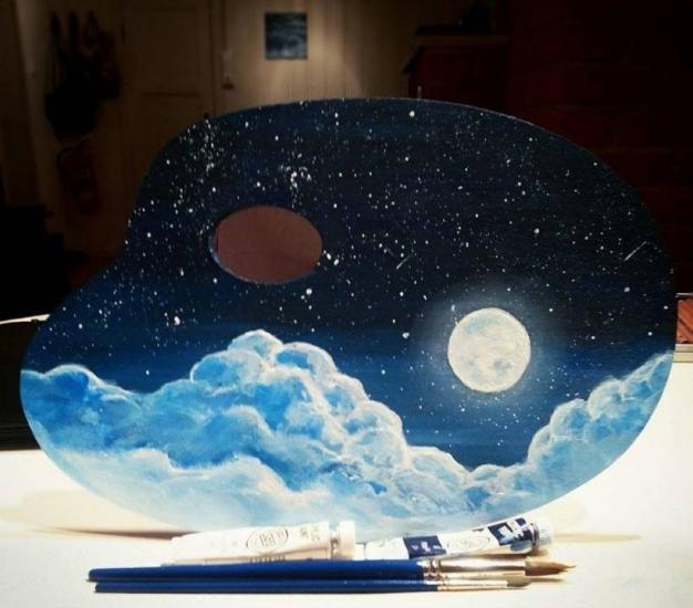 Moonlight palette