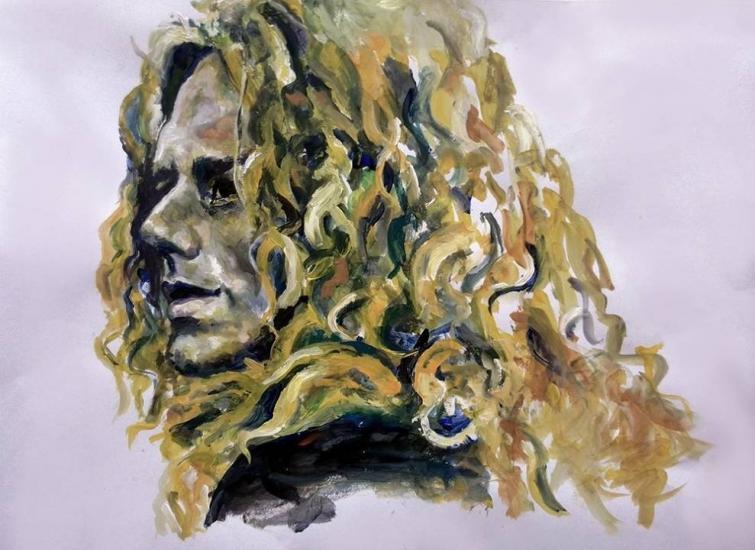 Robert Plant ~ Led Zeppelin