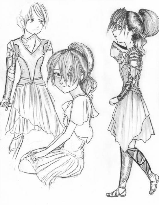 Character/Costume Design