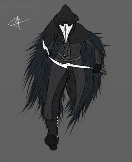 Black Plume Hunter - Bloodborne
