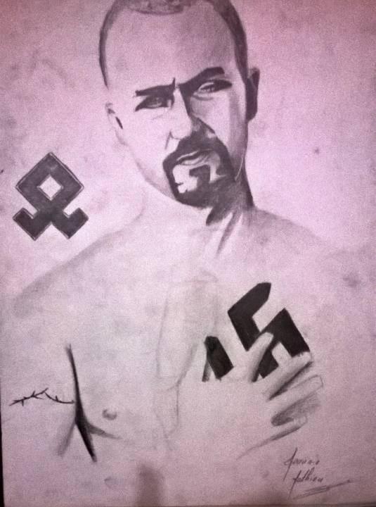 Drawing:american history X