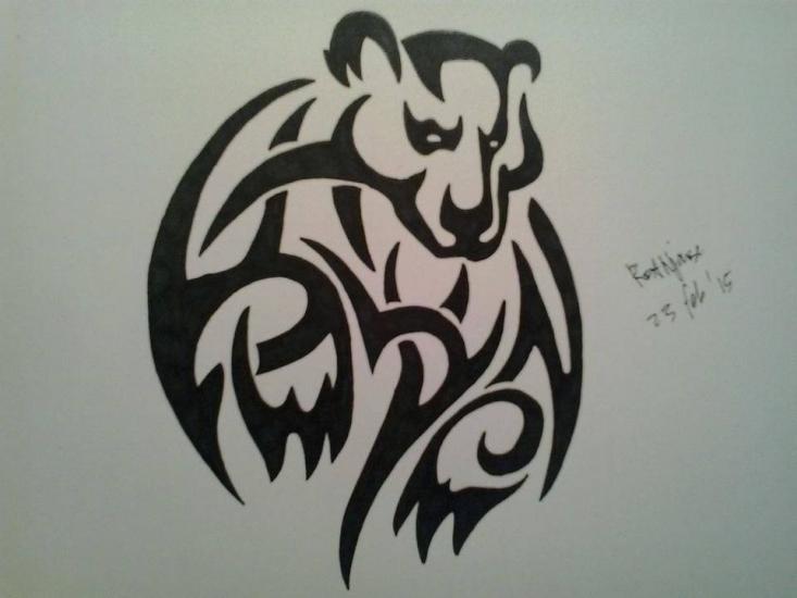 For bear
