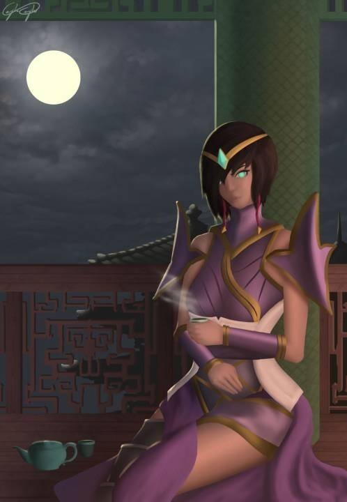 Karma's Lunar Revel