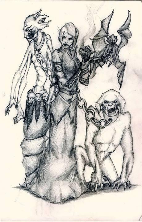 Jenny Chain-the-Demon