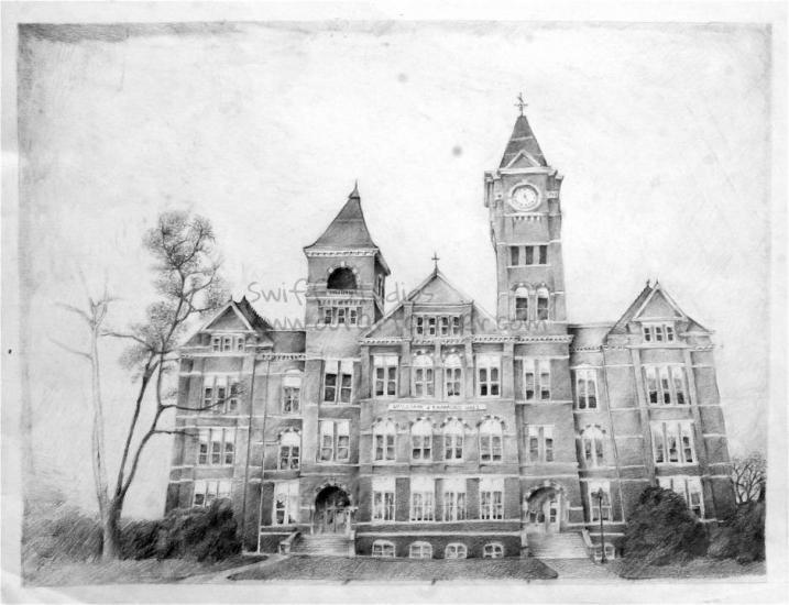 Samford Hall