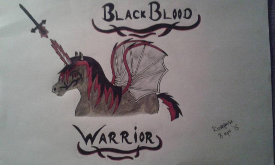 BlackBloodWarrior