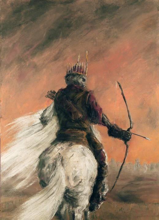Four Horsemen of the Apocalypse - Conquest